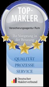 Top Makler Bochum Versicherungsagentur Ruhr